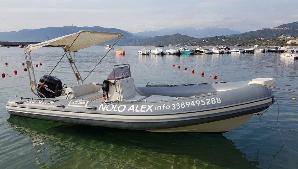 Capo E Barche Motoscafi Per Visitare Palinuro Noleggio Gommoni NXnPk0O8wZ
